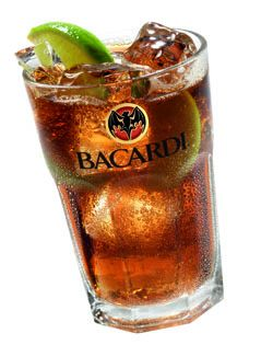 Cuba libre the raj chronicle for White rum with coke